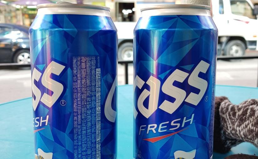 #4 Cass Fresh (카스프레시)