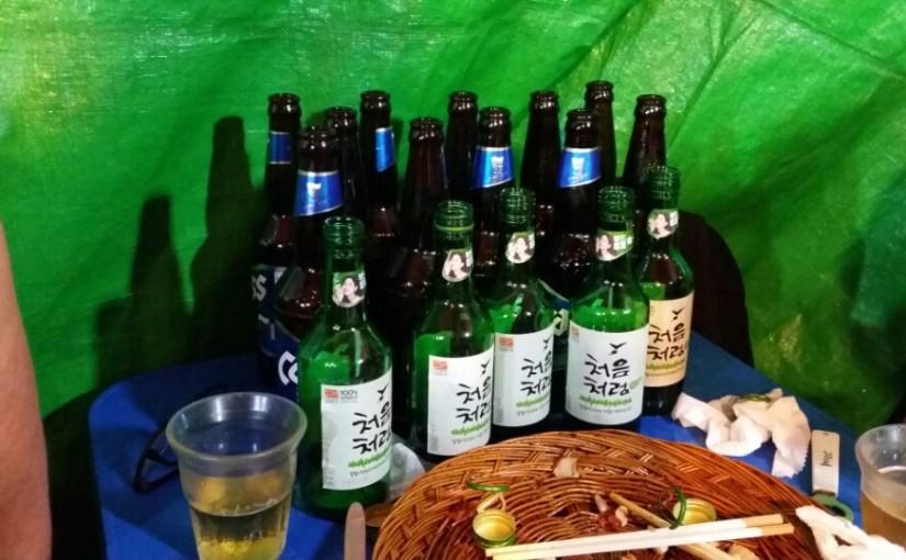 #6 Cheoeum-Cheoreom Soju (처음처럼소주)