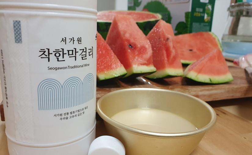 #50 Seogawon Chakhan Makgeolli (서가원 착한막걸리)